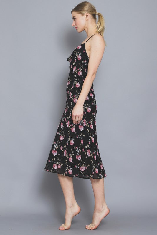 Catalina Midi Dress