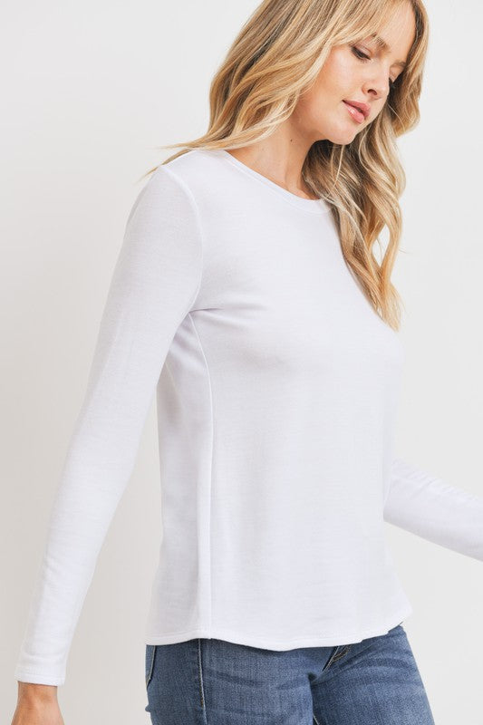 Molly Jersey Tunic Top