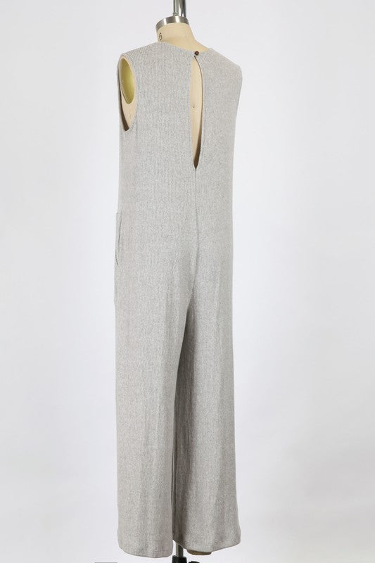 Katie Sleeveless Jumpsuit