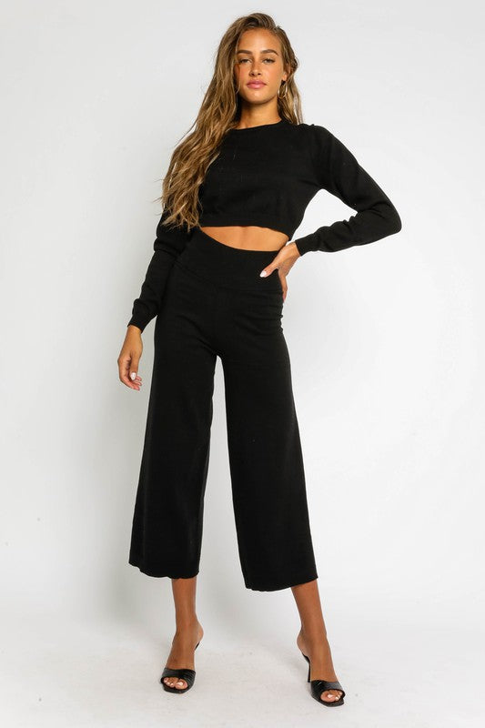 Mary-Kate Knit Pants