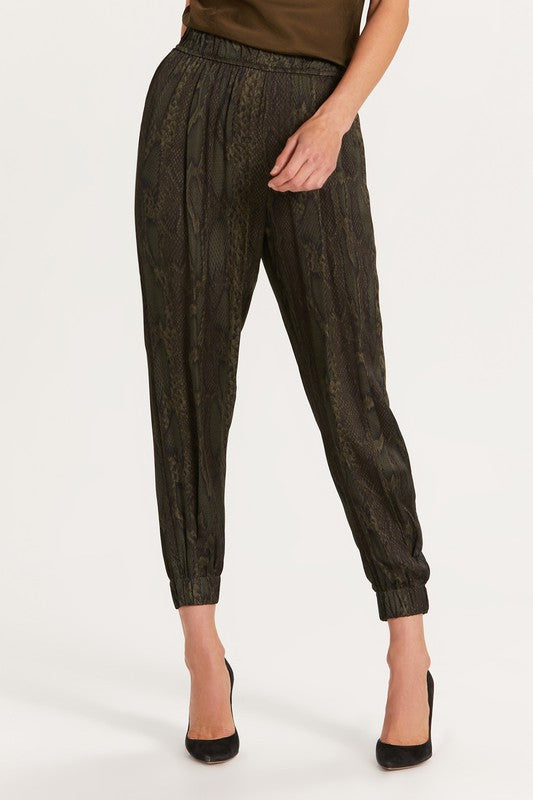 Viper Pleated Joggers