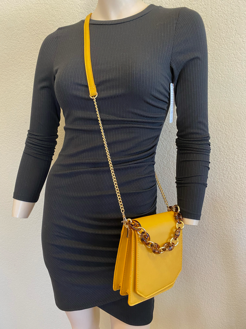 Lemon Multi Chain Purse