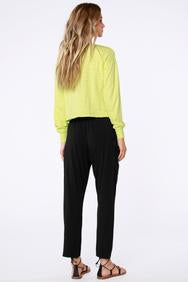 Smocked Pocket Pant