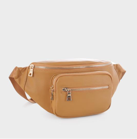 Classic Vegan Leather Fanny Pack