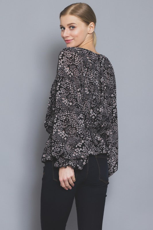 Rosalie Long Sleeve Blouse