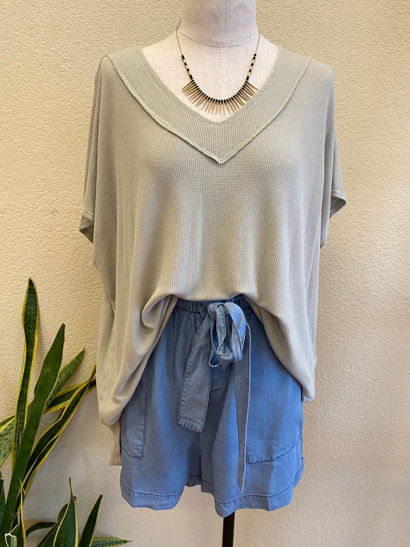 Jane Oversized Top