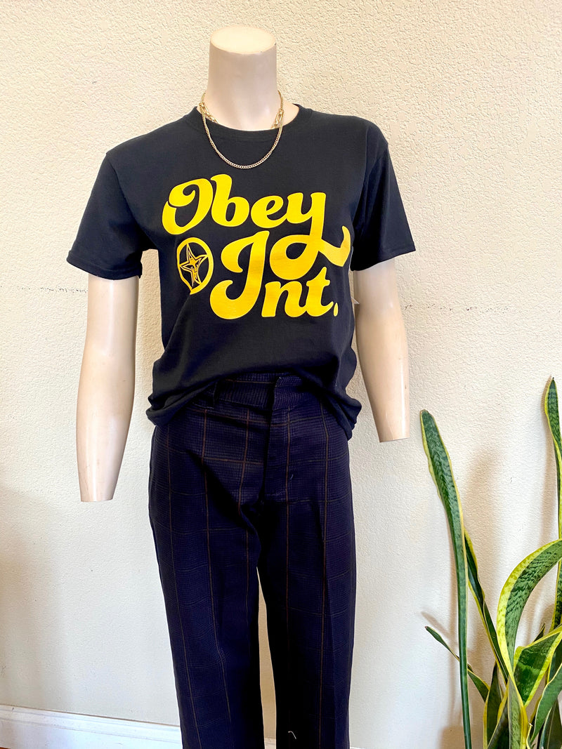 Obey Inning Tee