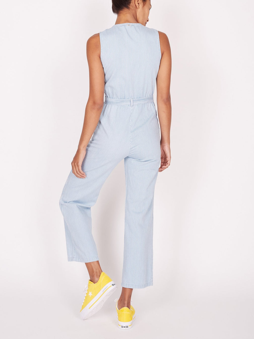 Light Indigo Jumpsuit