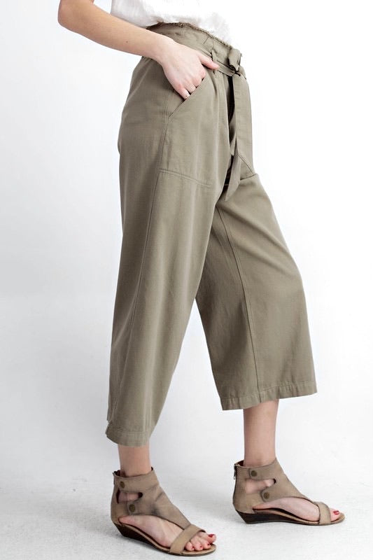 Loretta Wide Leg Pants