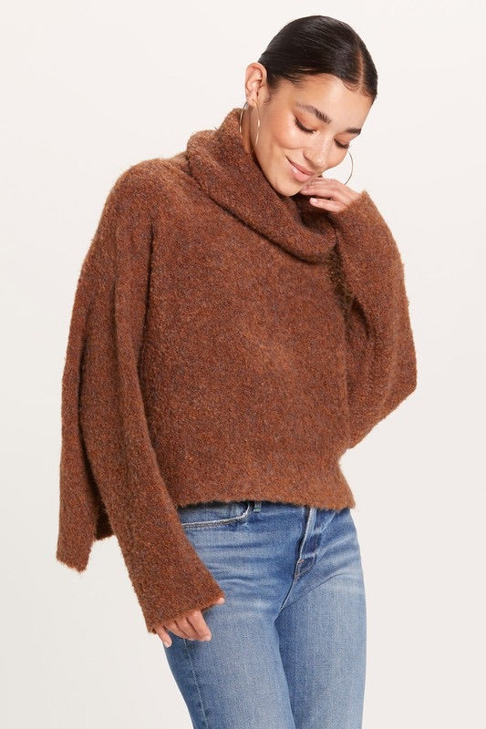 Ginger Snap Sweater