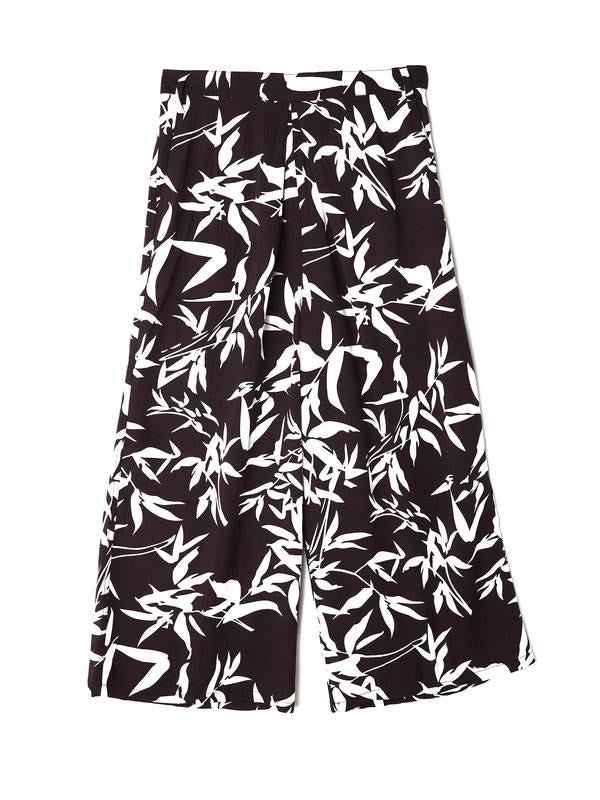 Tropical Cropped Pant