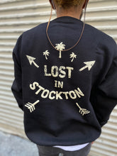 Load image into Gallery viewer, Lost in Stockton Crewneck