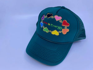 Love is Energy  hat