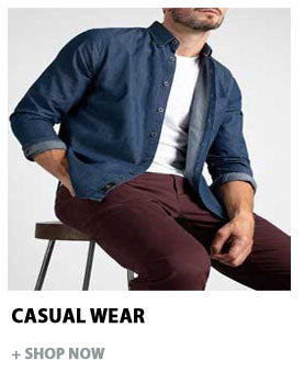 Men - Casual Shirts