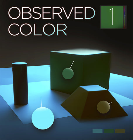 Observed Color