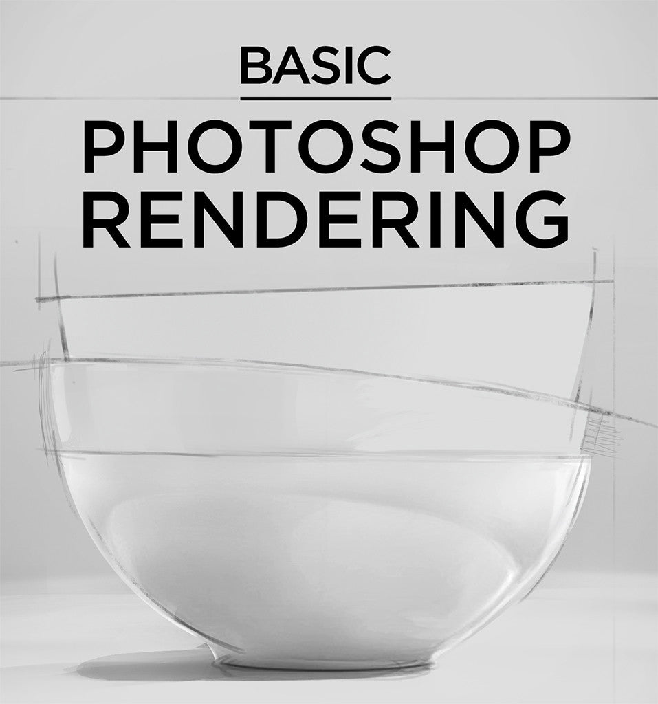Basic Photoshop Rendering