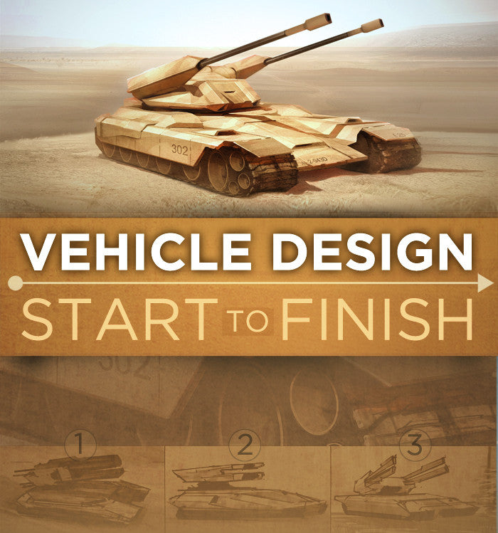 Vehicle Design Start to Finish