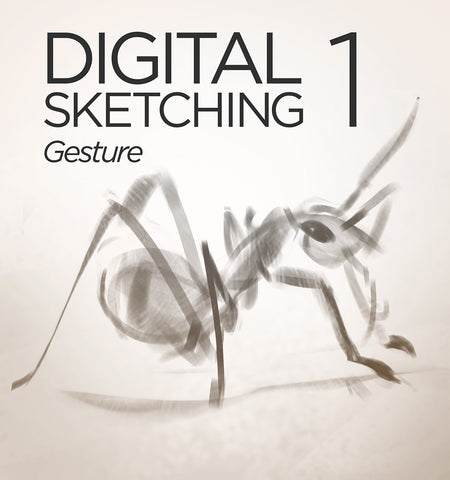 Digital Sketching 1: Gesture