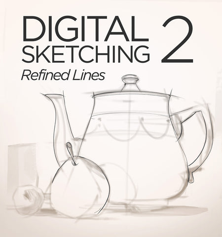 Digital Sketching 2: Refined Lines