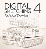 Digital Sketching 4: Technical Drawing