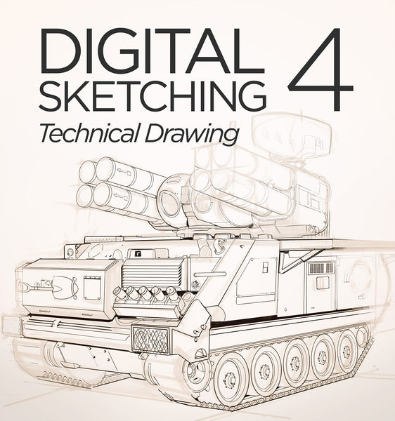 digital sketching 4 technical drawing ctrlpaint