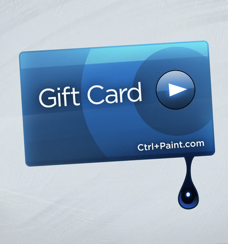 Ctrl+Paint Gift Card