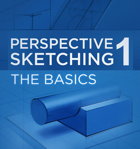 Perspective Sketching 1: The Basics