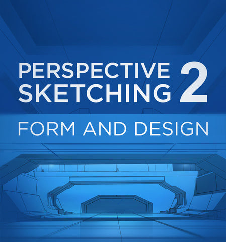 Perspective Sketching 2: Form and Design