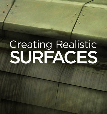 Creating Realistic Surfaces