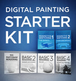 Digital Painting Starter Kit