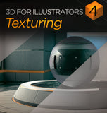 3D For Illustrators 04: Texturing