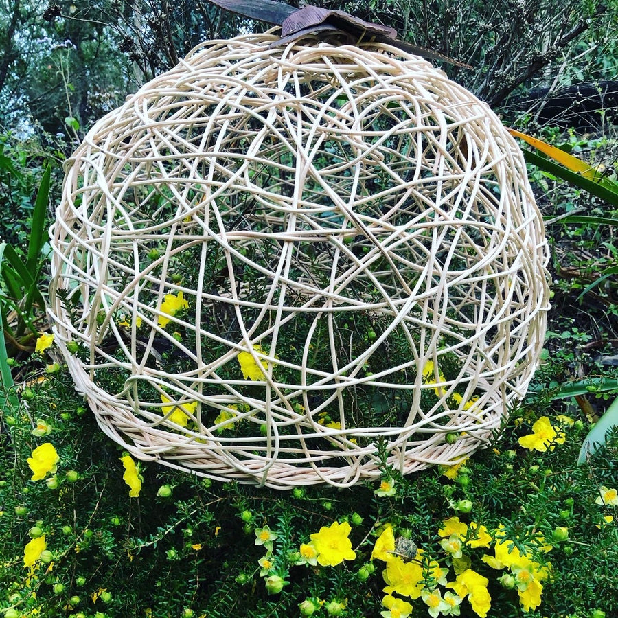 Woven Garden Cloche Workshop (27 September 2020)