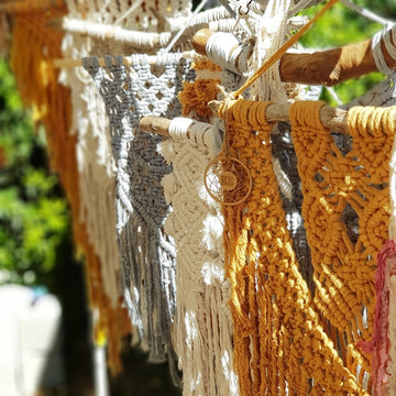 Sip and Make... Macrame Wall Hanging (29 November 2019)