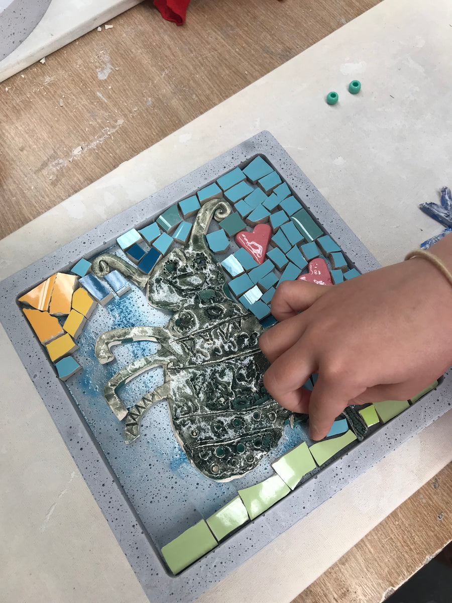 Kids Art Class with Jane du Rand (Term 2: 1 May – 26 June)