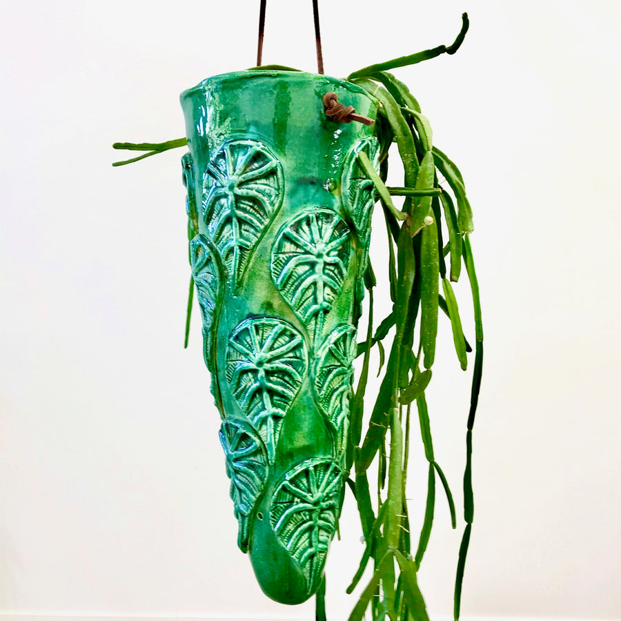 Jane du Rand Botanical Hanging Planter - Medium