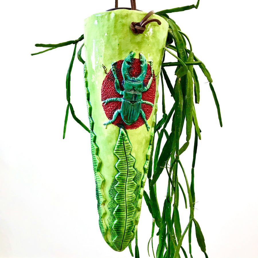 Jane du Rand Insect Hanging Planter - Medium