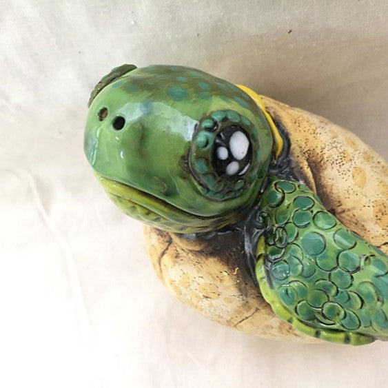 Creative Kids: Ceramic Turtles (15 & 22 December)