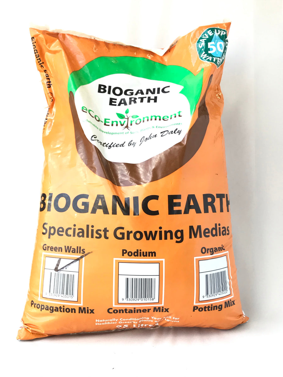 Bioganic Earth - Green Wall & Propagation Blend (25L)