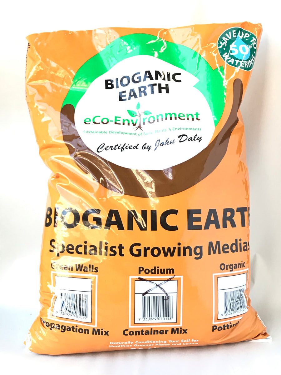 Bioganic Earth - Podium & Container Blend (1.5kg)