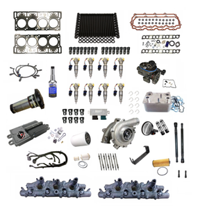 Bulletproof Solutions Kit for 6.0L Ford Powerstroke Applications