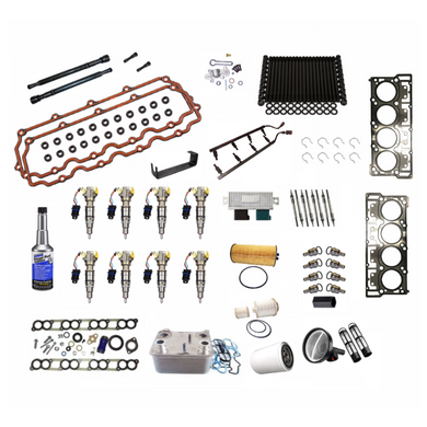 6.0L Solutions Kit, 6.0L Injector Kit