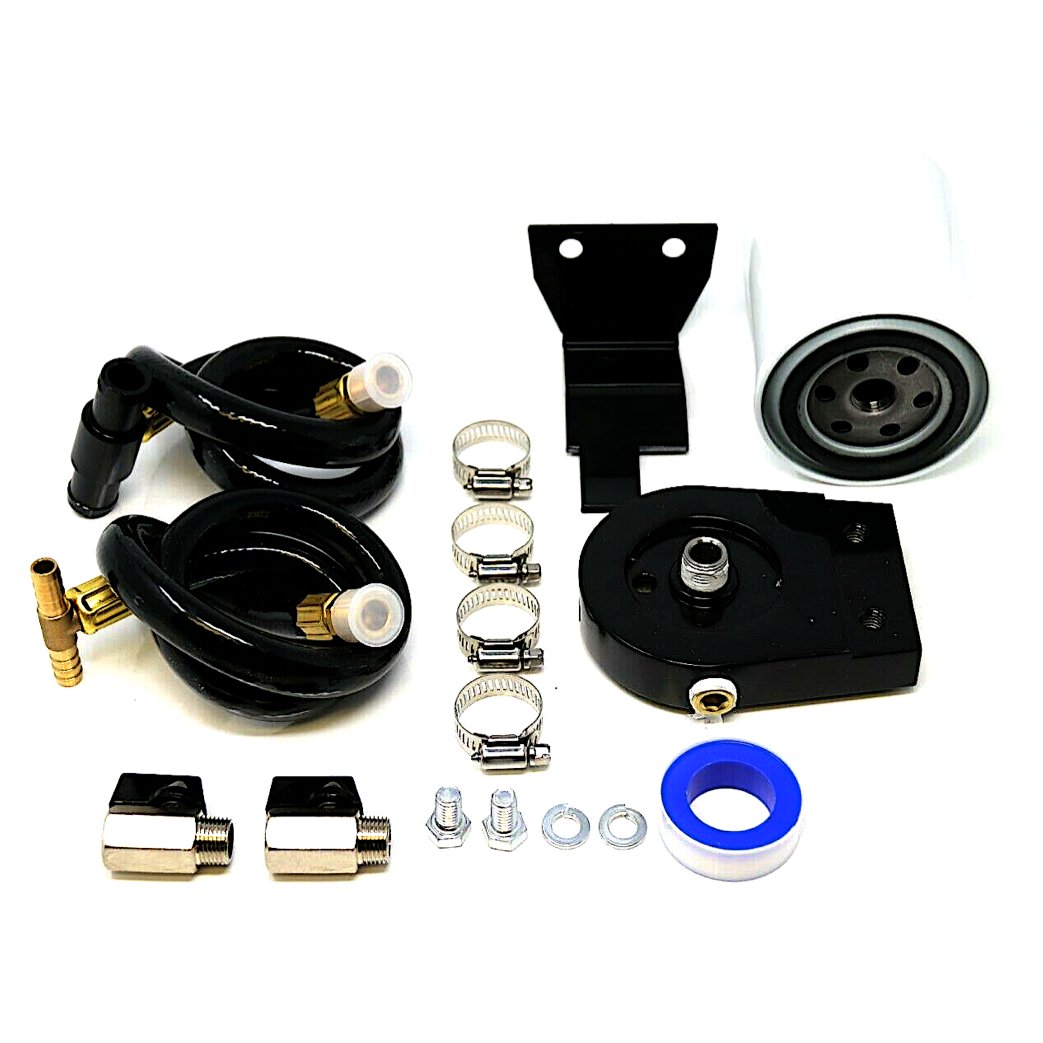6.0L Filtration Kit, 6.0L Turbo Kit