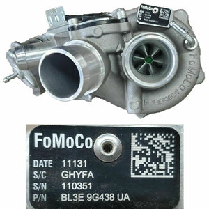 Borgwarner Turbocharger Left Side for Ford F150 3.5L EcoBoost