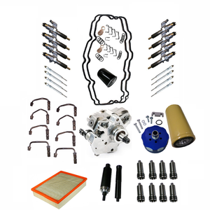 Premium Fuel Systems Contamination Kit for LB7 6.6 6.6L Chevrolet Duramax