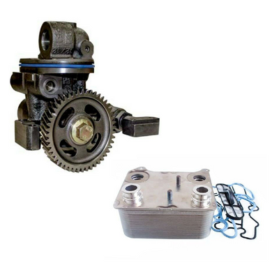 Late High Pressure Oil Pump (HPOP) for 6.0L Ford Powerstroke with Oil Cooler