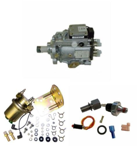 VP44 Fuel Injection Pump Installation Kit with Lift Pump for 5.9L Dodge Cummins