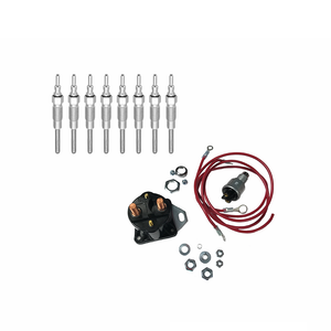 Glow Plug Upgrade Kit for 6.9L 7.3L Ford IDI International