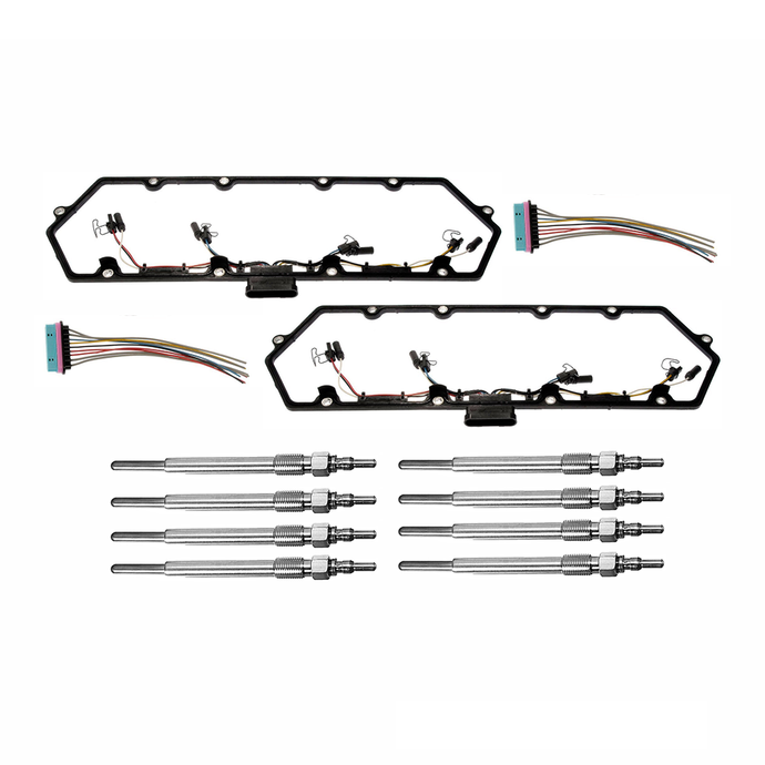 Glow Plug Kit for 7.3L Ford Powerstroke