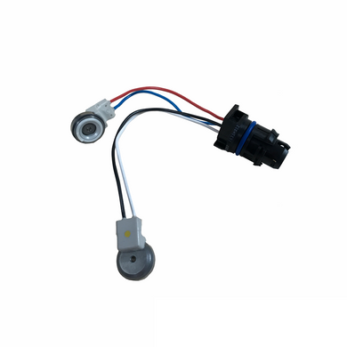 Injector Solenoid and Connector Plug for 6.0L Ford Powerstroke