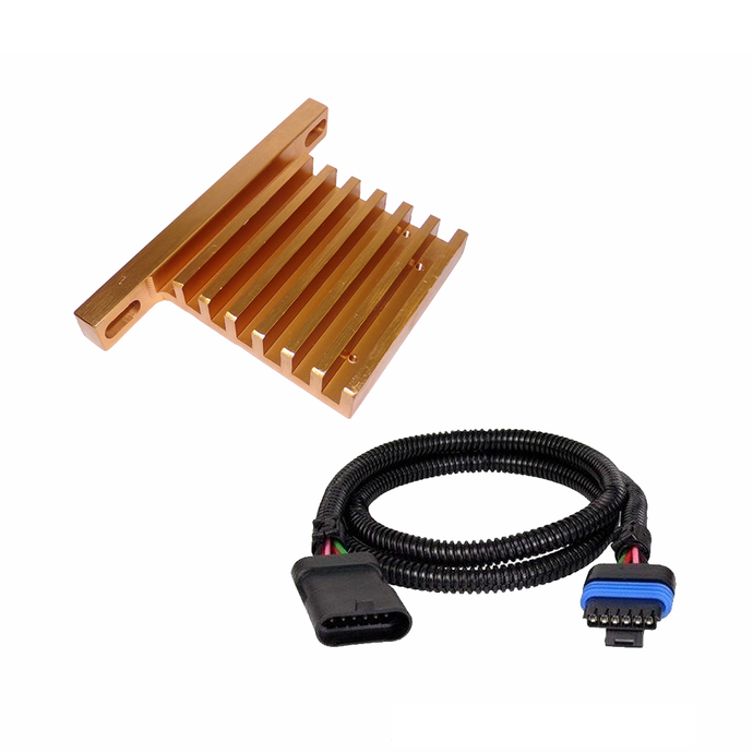 PMD FSD Module Cooler Kit for GM 6.5 Diesel Applications